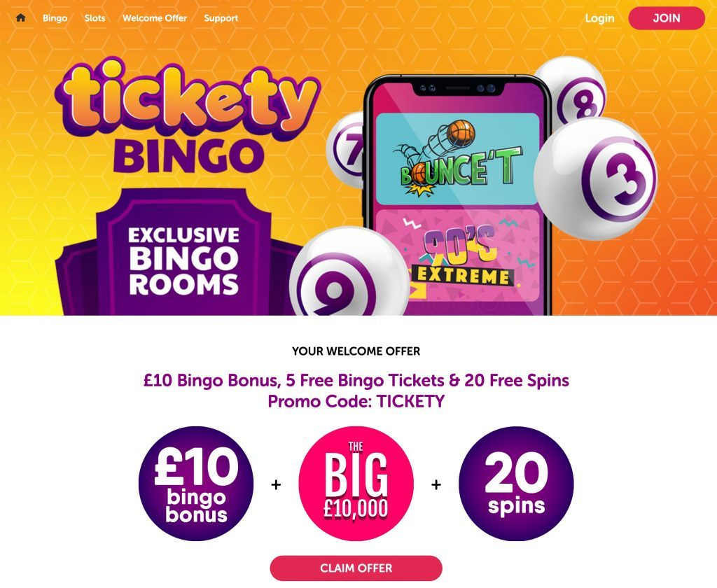 TicketyBingo